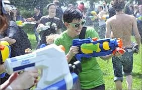 Supersoaker-battle